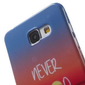 Obal s motívom pre mobil Samsung Galaxy A5 (2016) - dreaming - 6