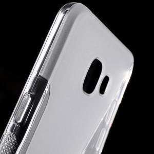 S-line gélový obal pre mobil Samsung Galaxy A5 (2016) - transparentný - 6