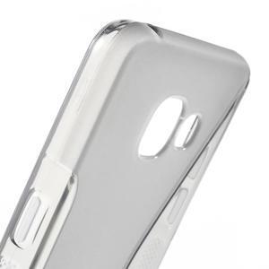 S-line gélový obal pre mobil Samsung Galaxy A5 (2016) - šedý - 6