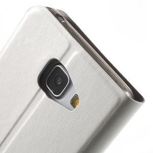 Horse puzdro pre mobil Samsung Galaxy A5 (2016) - biele - 6