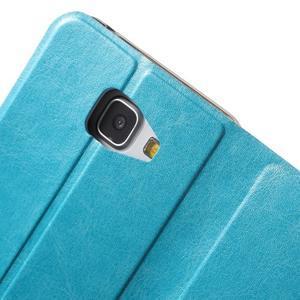 Horse puzdro pre mobil Samsung Galaxy A5 (2016) - modré - 6