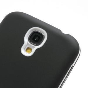 Gelové pouzdro 2v1 na Samsung Galaxy S4 - černé - 6
