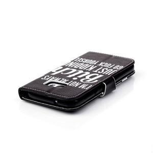 Cross peňaženkové puzdro pre Samsung Galaxy S7 - bitch - 6