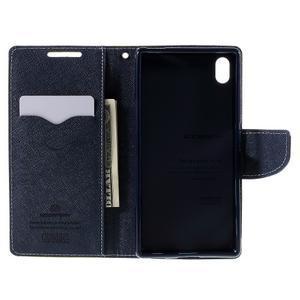 Mercur Peňaženkové puzdro pre Sony Xperia Z5 - zelené - 6