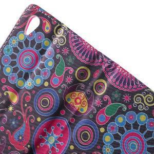 Lovely puzdro pre mobil Sony Xperia Z5 - farebné kruhy - 6