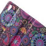 Lovely puzdro pre mobil Sony Xperia Z5 - farebné kruhy - 6/7