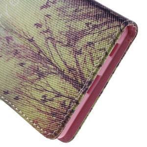 Lovely puzdro pre mobil Sony Xperia Z5 - vtáčiky - 6