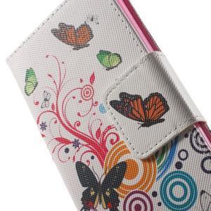 Lovely puzdro pre mobil Sony Xperia Z5 - kúzelní motýľe - 6