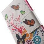 Lovely puzdro pre mobil Sony Xperia Z5 - kúzelní motýľe - 6/7