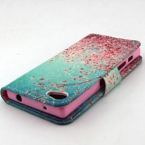 Kelly puzdro pre mobil Sony Xperia Z5 Compact - kvitnúce strom - 6