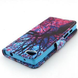 Kelly pouzdro na mobil Sony Xperia Z5 Compact - větve stromu - 6