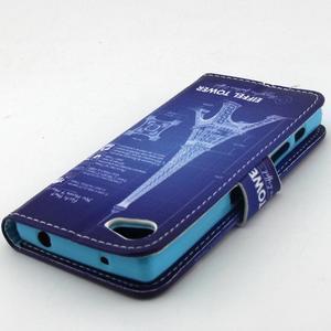 Kelly puzdro pre mobil Sony Xperia Z5 Compact - Eiffelova veža - 6