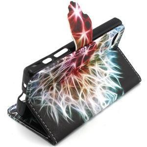 Kelly puzdro pre mobil Sony Xperia Z5 Compact - detail púpavy - 6