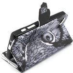 Kelly puzdro pre mobil Sony Xperia Z5 Compact - sova - 6/6