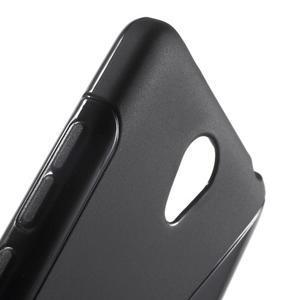 S-line gélový obal pre mobil Xiaomi Redmi Note 2 - čierny - 6
