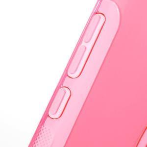 S-line gélový obal pre mobil Xiaomi Redmi Note 2 - rose - 6
