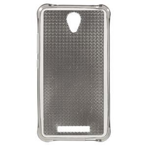 Diamonds gélový obal pre Xiaomi Redmi Note 2 - transparentné - 6