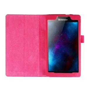 Dvojpolohové puzdro pre tablet Lenovo Tab 2 A7-20 - rose - 6