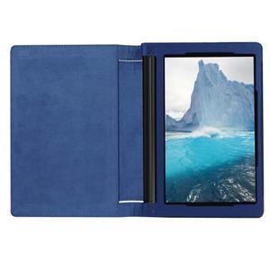 Safe PU kožené pouzdro na tablet Lenovo Yoga Tab 3 8.0 - tmavěmodré - 6