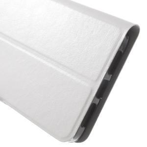 Horse peňaženkové puzdro pre Lenovo Vibe P1 - bielé - 6