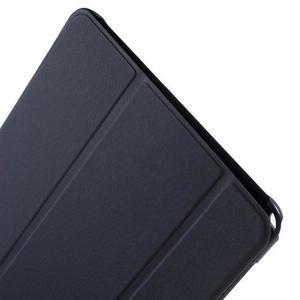 Trifold polohovatelné puzdro na Samsung Galaxy Tab A 9.7 - tmavo modré - 6