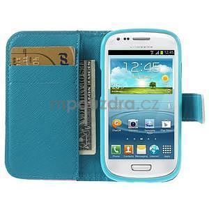 Puzdro na mobil Samsung Galaxy S3 mini - kvitnúca vetvička - 6