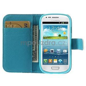 Puzdro na mobil Samsung Galaxy S3 mini - Eiffelovka - 6