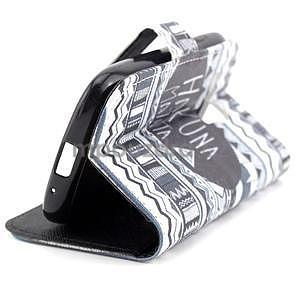 Peňaženkové puzdro na Samsung Galaxy S3 mini - Hakuna - 6