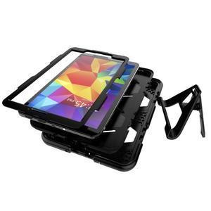 Armory 3v1 odolný obal na tablet Samsung Galaxy Tab A 10.1 (2016) - černý - 6
