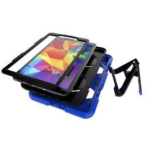 Armory 3v1 odolný obal na tablet Samsung Galaxy Tab A 10.1 (2016) - modrý - 6
