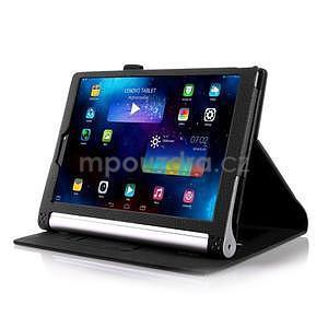 Ochranné puzdro na Lenovo Yoga Tablet 2 10.1 - čierne - 6