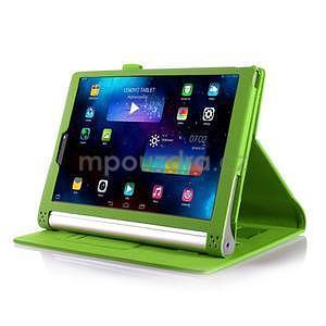Ochranné puzdro na Lenovo Yoga Tablet 2 10.1 - zelená - 6
