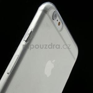 Ultratenký transparentný obal pre iPhone 6 Plus a 6s Plus - 6
