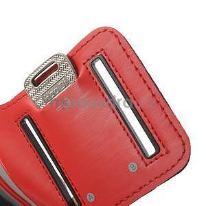 Jogy bežecké puzdro na mobil do 125 x 60 mm - červené - 6