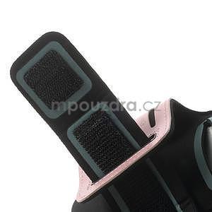 Jogy bežecké puzdro na mobil do 125 x 60 mm - ružové - 6