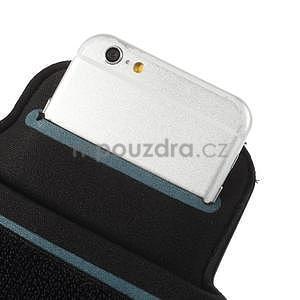 Gymfit športové puzdro pre telefón do 125 x 60 mm - čierne - 6
