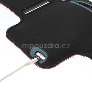 Gymfit športové puzdro pre telefón do 125 x 60 mm - červené - 6