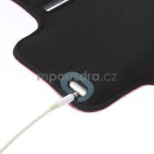 Gymfit športové puzdro pre telefón do 125 x 60 mm - rose - 6