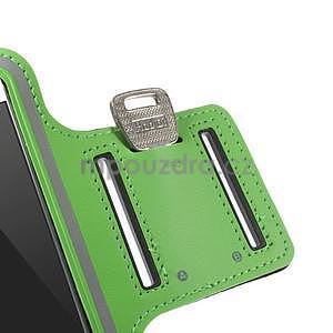 Gymfit športové puzdro pre telefón do 125 x 60 mm - zelené - 6