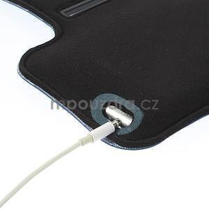 Gymfit športové puzdro pre telefón do 125 x 60 mm - tmavomodré - 6