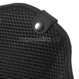 Absorb športové puzdro na telefón do veľkosti 125 x 60 mm - čierne - 6