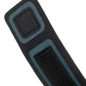 Fitsport puzdro na ruku pre mobil do veľkosti až 145 x 73 mm - svetlomodré - 6