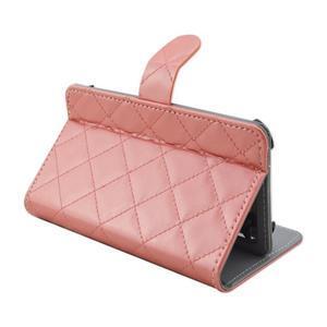 Luxury univerzálne puzdro pre mobil do 148 x 76 x 21 mm - ružové - 6