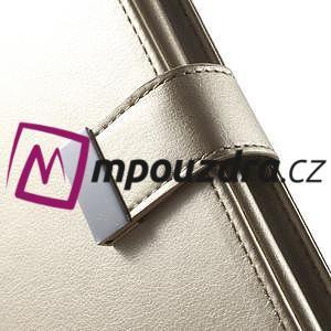 Luxusné univerzálne puzdro pre telefony do 140 x 70 x 12 mm - zlaté - 6