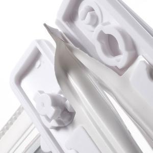 Nox7 vodotesný obal pre mobil do rozmerov 16.5 x 9.5 cm - biely - 6