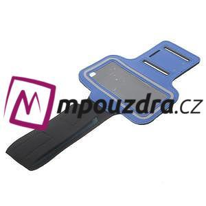 BaseRunning puzdro na ruku pre telefony do 125*60 mm - modré - 7