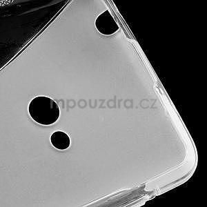 Gélové S-line puzdro pre Nokia Lumia 625- transparentný - 7