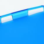 Gélové puzdro na Sony Xperia Z L36i C6603- modré - 7/7