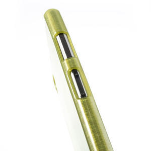 Kartáčované puzdro pre Sony Xperia Z1 C6903 L39- zelené - 7