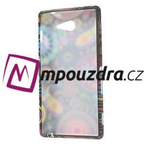 Gélové puzdro na Sony Xperia M2 D2302 - vzorové - 7
